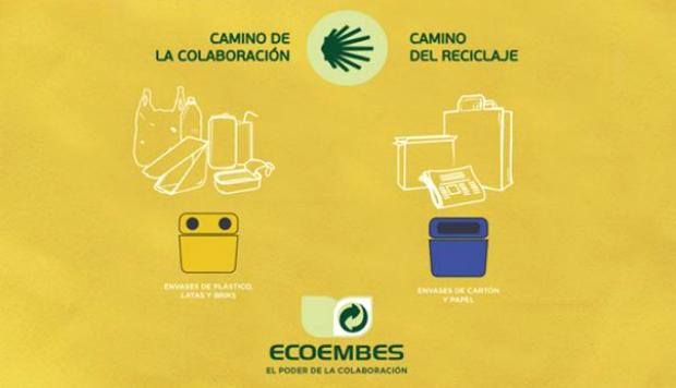 Castilla y León, primera Comunidad que pone en marcha la iniciativa 'Camino del Reciclaje'