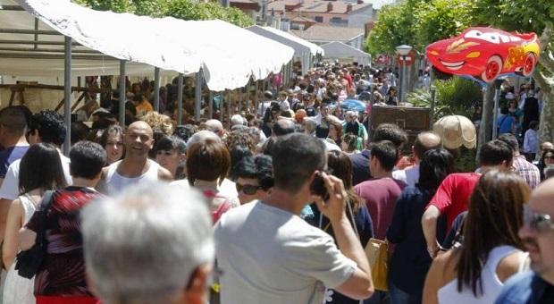 Tudela de Duero acogerá su 31 Feria del Espárrago y la Artesanía