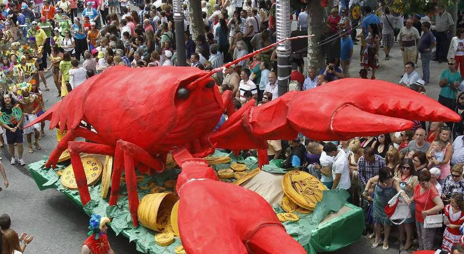 Festival de Exaltación del Cangrejo de Río