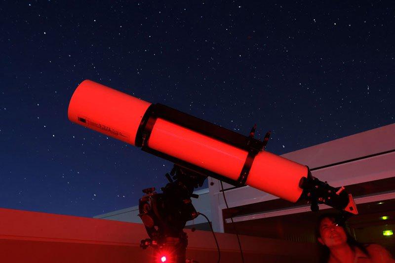 Observatorio Astronómico Tiedra