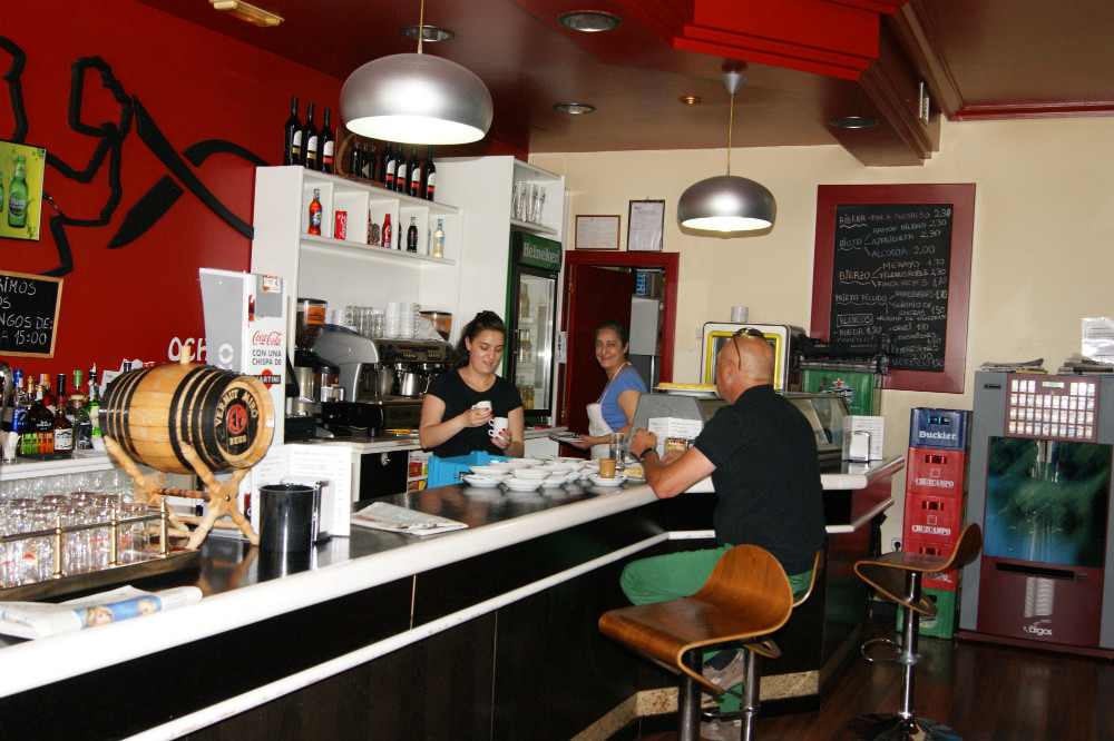 Cafetería Ochoa