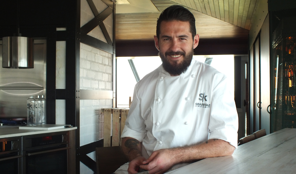 Chef Peña - Sibaritas Klub