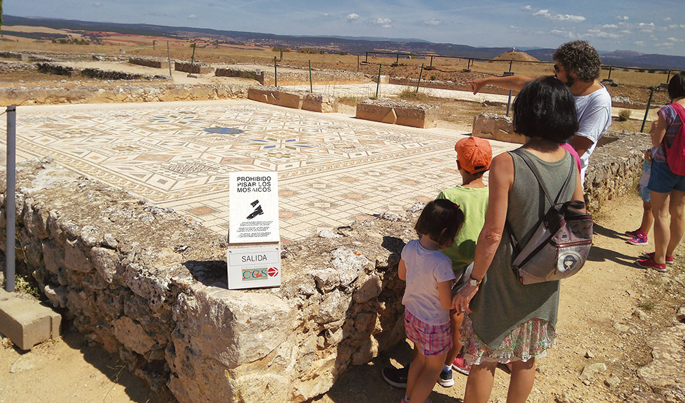 Mosaico-Casa--Taracena-Clunia-Foto-Ricardo-Ortega
