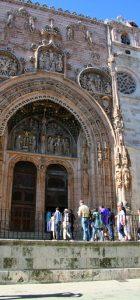 Iglesia de Santa María; Aranda de Duero