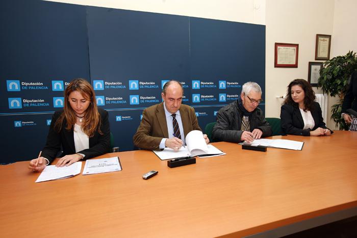 Firma convenio Adeco-Canal