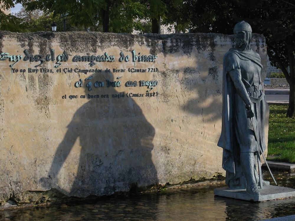1. Monumento al Cid, Vivar del Cid (Burgos)