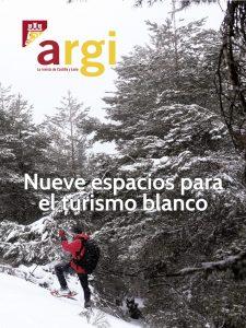 Nº 45 Revista ARGI. 'Nueve espacios para el turismo blanco'
