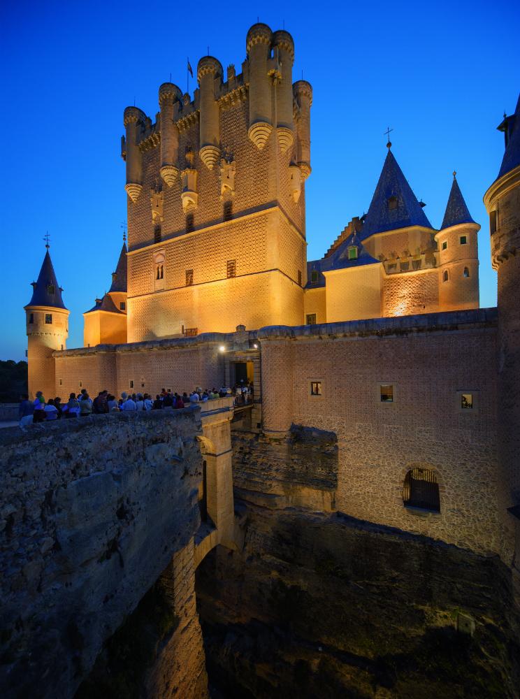 Alcázar de Segovia. Imagen, Turismo de Segovia