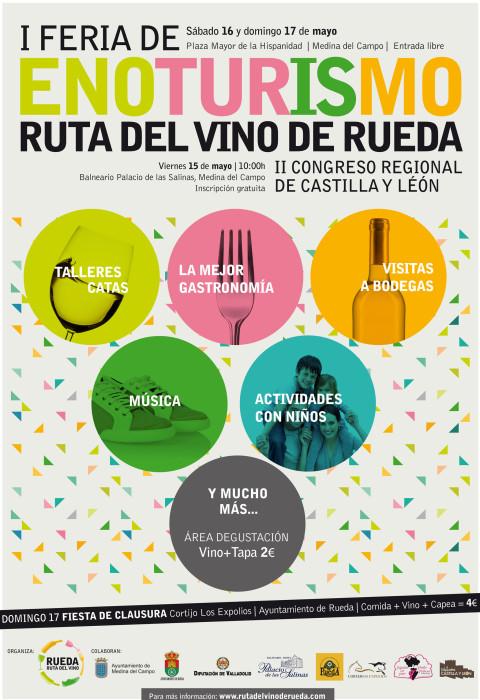 I Feria de Enoturismo de la Ruta del Vino de Rueda