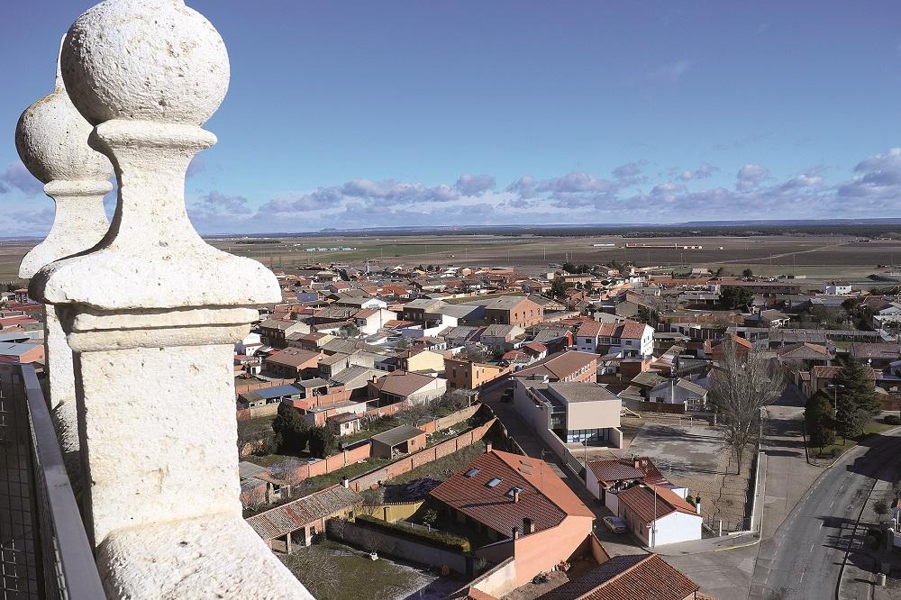 La Giralda de Castilla, una joya del patrimonio regional