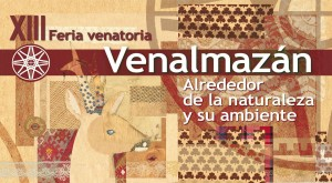 Almazán (Soria) celebra su Feria Venalmazán relacionada con naturaleza, caza y pesca