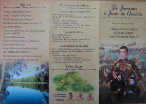 Nace la ruta turística 'De Jeromín a Juan de Austria'