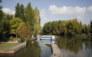 Pequeños viajeros descubrirán la historia del Canal de Castilla y lo que éste supuso para la economía