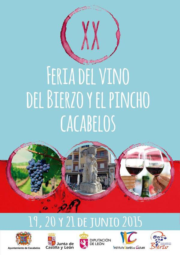 20 años celebrando la Feria del Vino del Bierzo