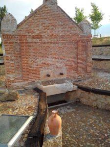 La Fuente del Caño de Alaejos (Valladolid)