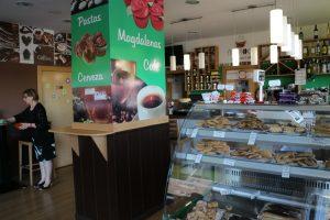 Cafetería Techoca