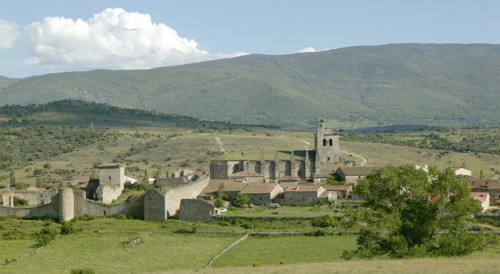 Iglesia de Bonilla de la Sierra