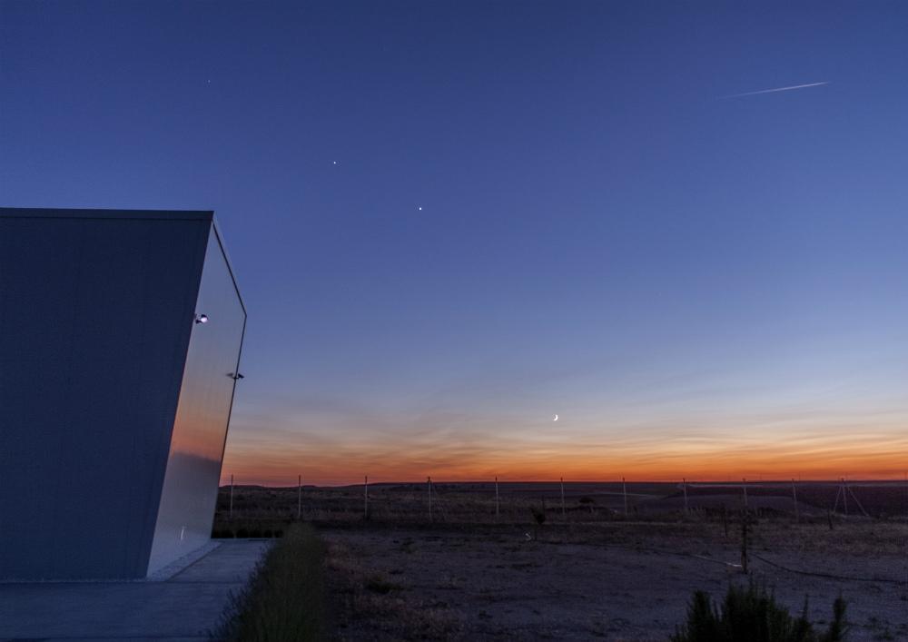 Valladolid - Centro Astronomico de Tiedra
