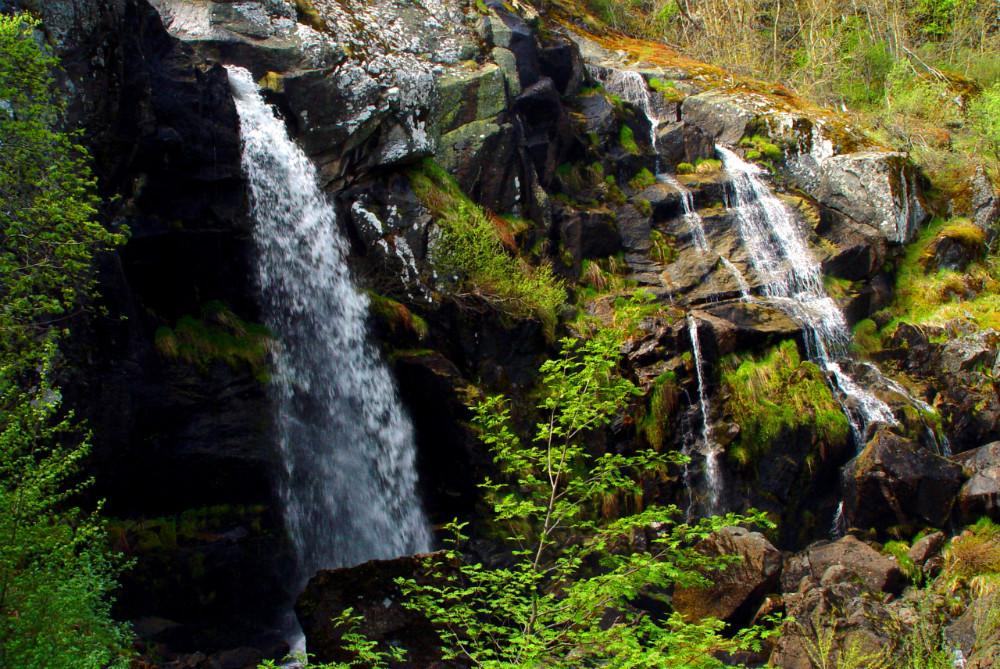 Zamora - Cascada de Sotillo