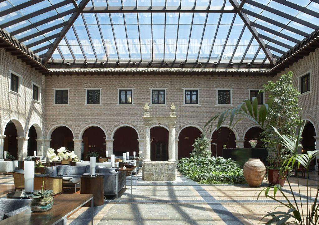 hotel ac palacio santa ana