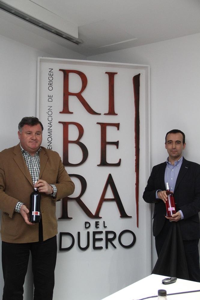 Enrique Pascual y Miguel Sanz