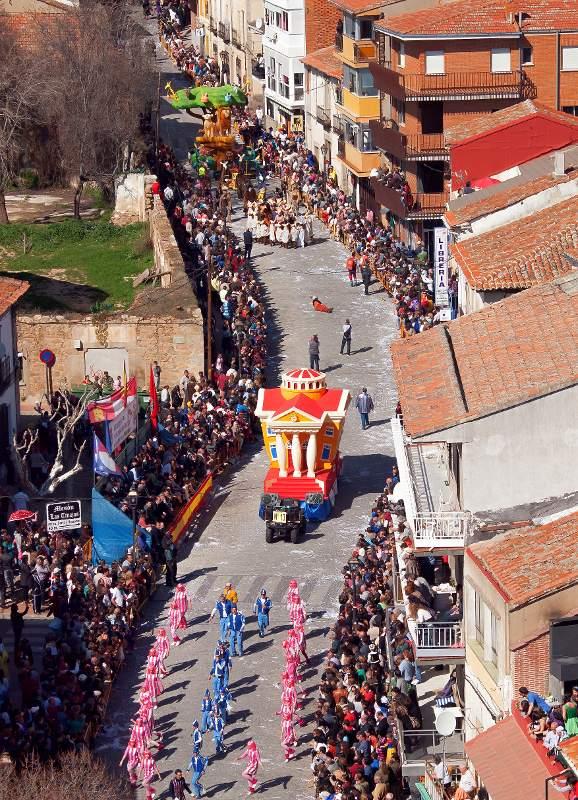 carnaval cebreros