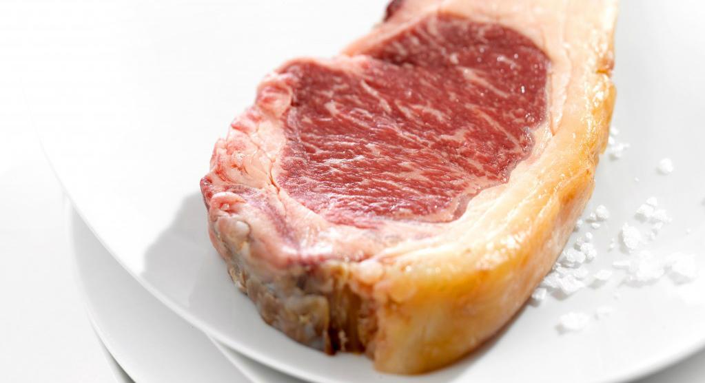 carne buey