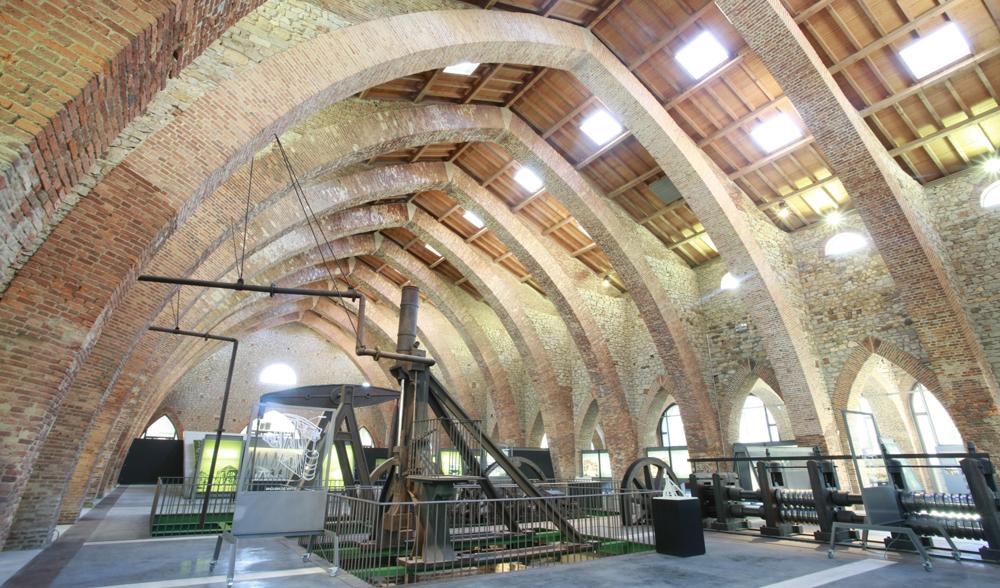 Museo de la Siderurgia y la Mineria de Castilla y Leon - Sabero - Leon