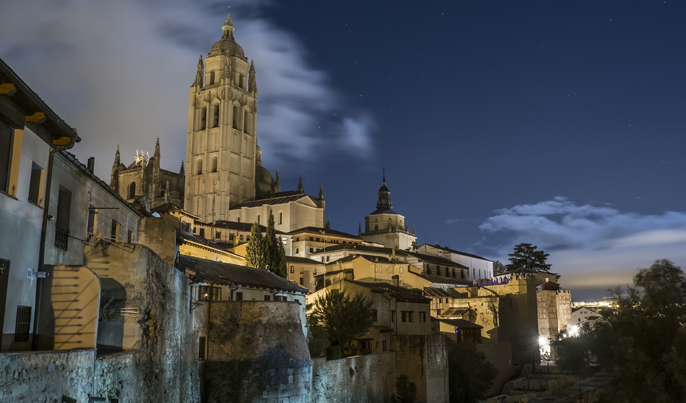 20131113_Catedral Alcazar Ronda Juan II Nocturna Sin Iluminar_DSF2603