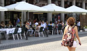 turismo calles Valladolid