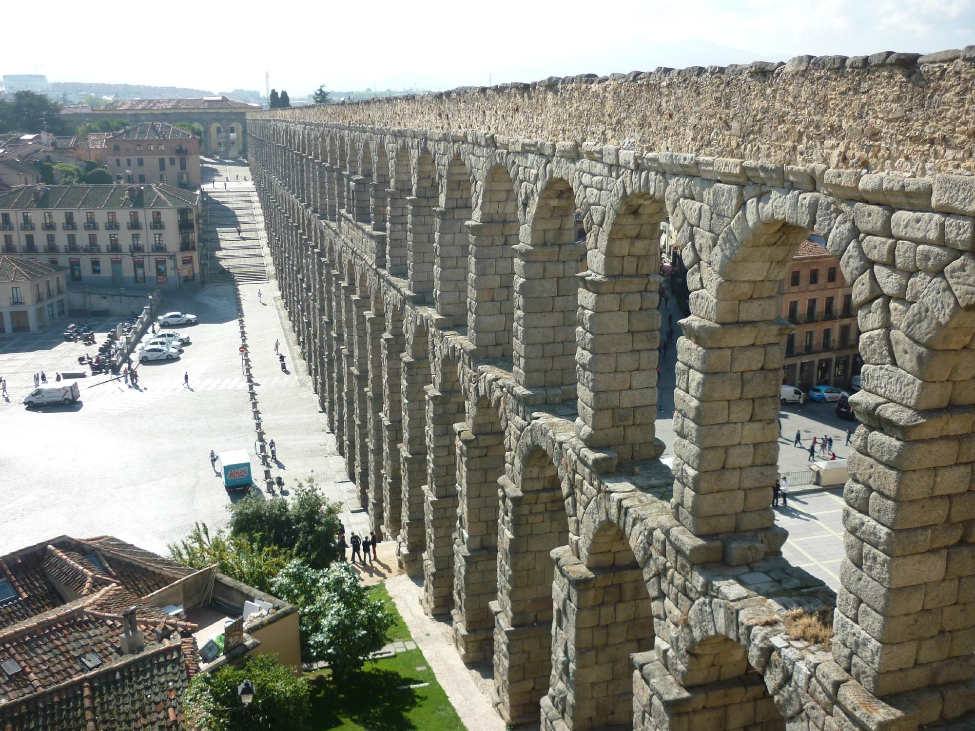 Segovia Aqueducto