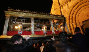 8 Segovia entrada del Cristo en la Vera Cruz