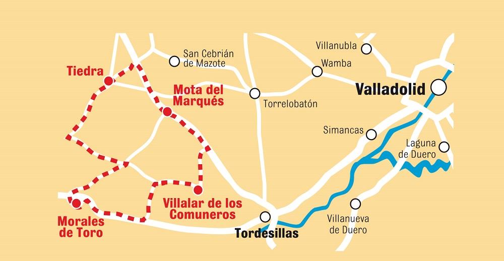 programa_ruta comunera villalar2017_triptico