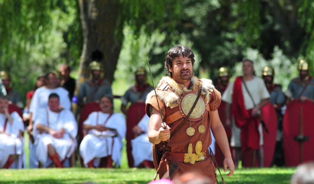 recreación histórica, Numancia