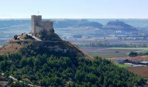 Castillo de Curiel, Peñafiel, Ribera del Duero