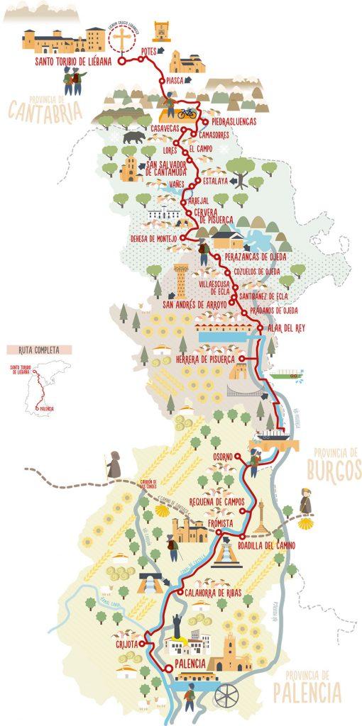 alimentos_de_palencia_mapa_camino_lebaniego