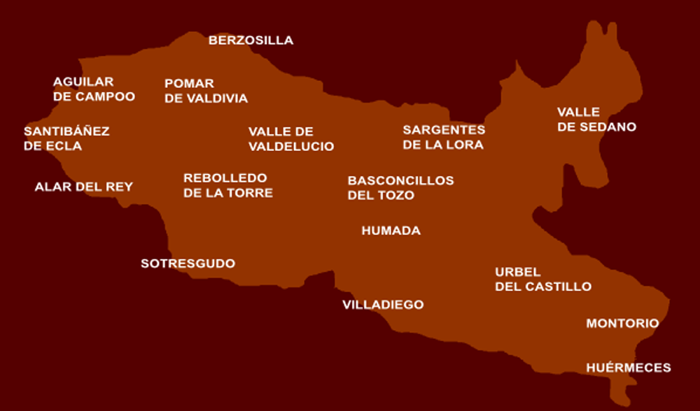 3 mapa loras