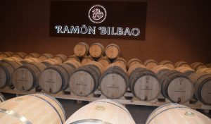 Ramon Bilbao barricas
