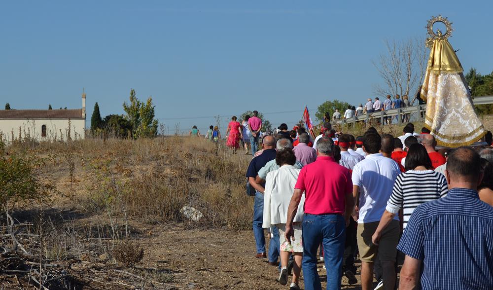 procesion Magaz de Pisuerga