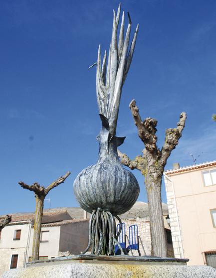 homenaje a la cebolla horcal