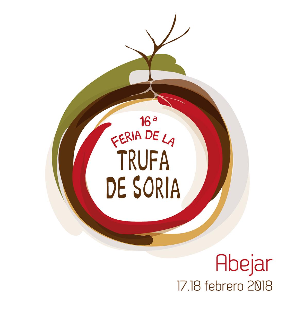 Logotipo Feria de Abejar_2018