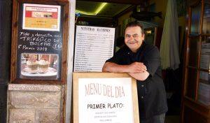 Restaurante Abanico.