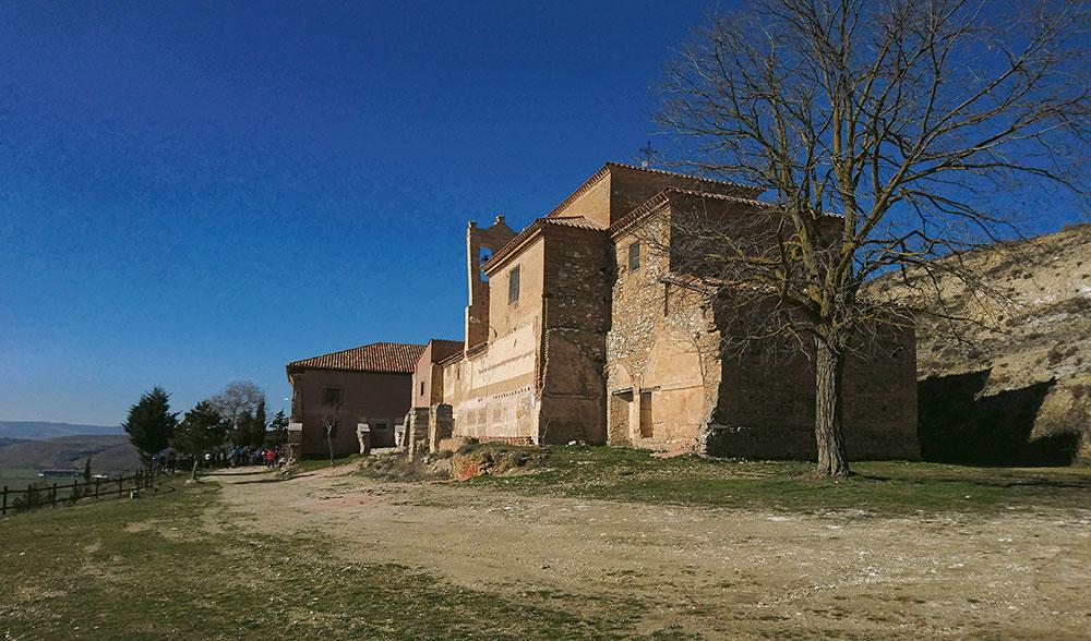 Convento San Vitores.