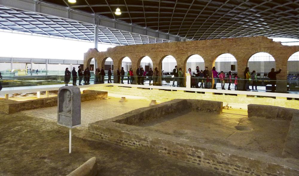 arqueologia la olmeda