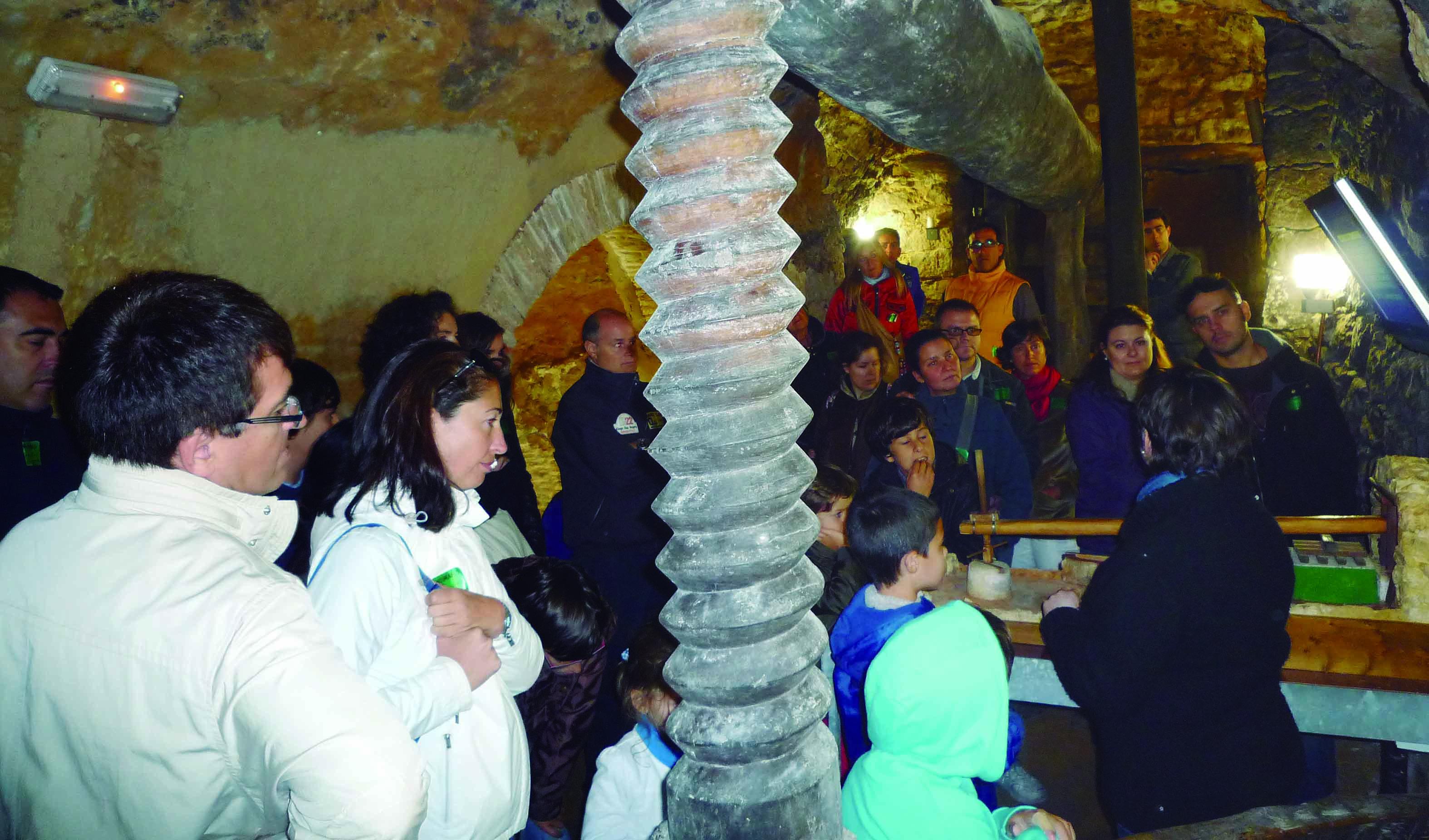 Visita a la Bodega-Aula de Mucientes, en la DO Cigales