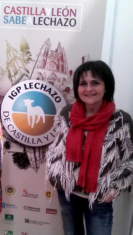Beatriz Sánchez, directora técnica de la IGP