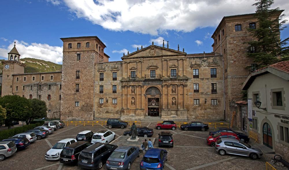 Monasterio de San Salvador de Ona