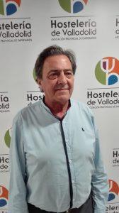angel blasco, presidente confederacion hosteleria y turismo cyl