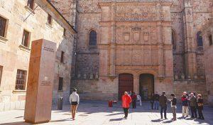 fachada-rica-de-la-Universidad-de-Salamanca