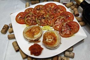 Restaurante-El-Ruedo-Sahagun-ensalada